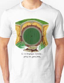 Hobbit - Dangerous Business T-Shirt