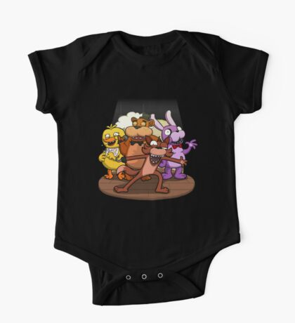 Performing for you live! One Piece - Short Sleeve