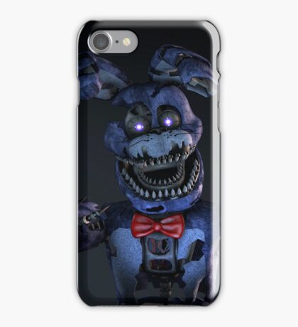 FNAF Nightmare Bonnie iPhone Case/Skin