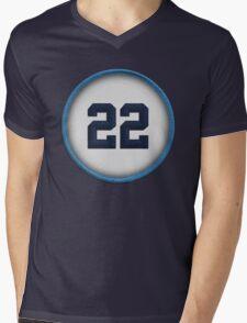 22 - Archer Mens V-Neck T-Shirt