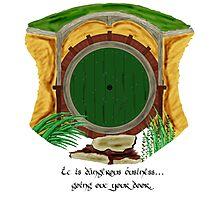 Hobbit - Dangerous Business Photographic Print