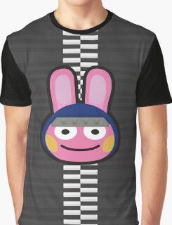 SNAKE ANIMAL CROSSING Graphic T-Shirt