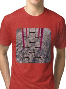At the Playground  Tri-blend T-Shirt