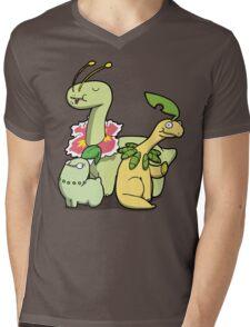 Number 152, 153 and 154 Mens V-Neck T-Shirt