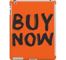 Buy Now iPad Case/Skin