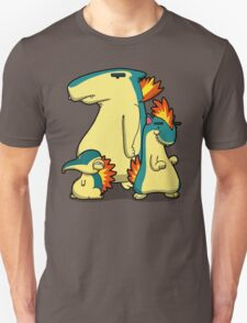 Number 155, 156 and 157 Unisex T-Shirt