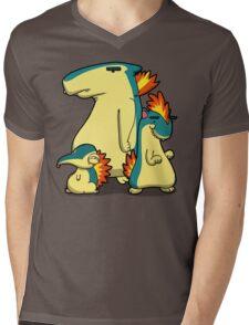 Number 155, 156 and 157 Mens V-Neck T-Shirt