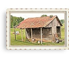 """""""Junior's Clubhouse """"... prints and products Canvas Print"""