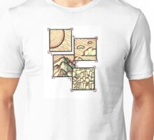 Sticky Note - Pieces of Seattle Unisex T-Shirt