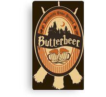 Harry Potter - Butterbeer Canvas Print