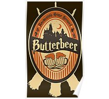 Harry Potter - Butterbeer Poster