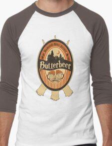 Harry Potter - Butterbeer Men's Baseball ¾ T-Shirt