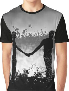 Like if we are saying Goodbye Graphic T-Shirt