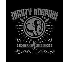 Black Ranger Photographic Print
