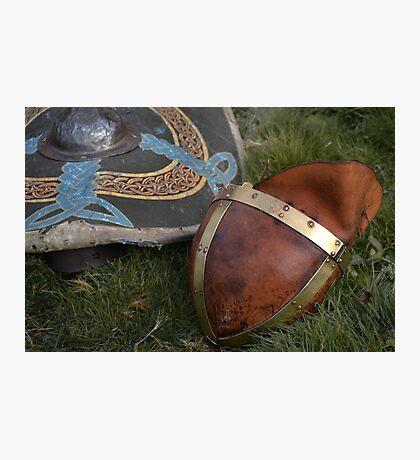 Saxon armour Photographic Print