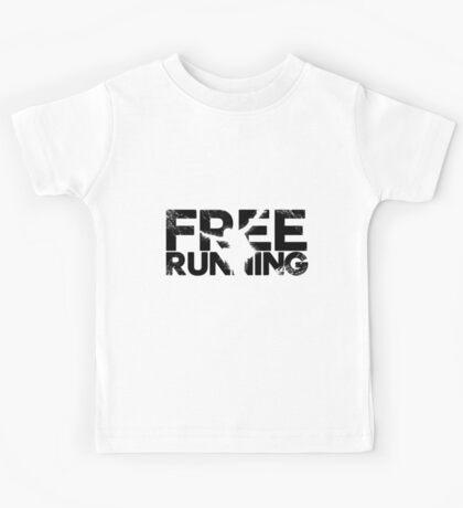 Freerunning Kids Tee