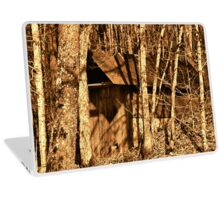 """Negatory Good Buddy, Bilbo doesn't Live Here""... prints and products Laptop Skin"