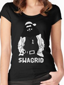 Harry Potter - Swagrid  Women's Fitted Scoop T-Shirt
