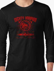 Red Ranger Long Sleeve T-Shirt