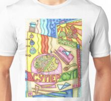 Super soup in China Unisex T-Shirt