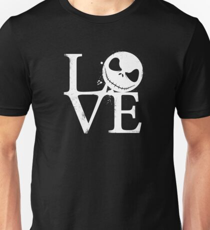 Nightmare Love Unisex T-Shirt