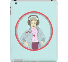 Schoolyard Rebel iPad Case/Skin
