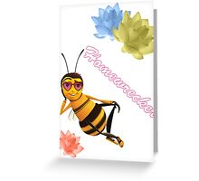 Barry B Benson- Homewrecker Greeting Card