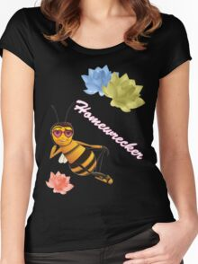 Barry B Benson- Homewrecker Women's Fitted Scoop T-Shirt