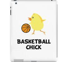 Basketball Chick iPad Case/Skin