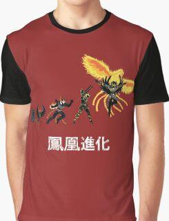 Phoenix Evolution Graphic T-Shirt