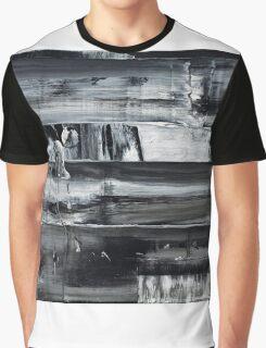 Black and White 03 Graphic T-Shirt