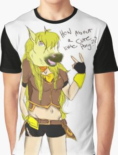 Pony Yang Graphic T-Shirt