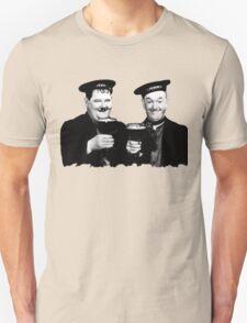 LAUREL & HARDY beer T-Shirt