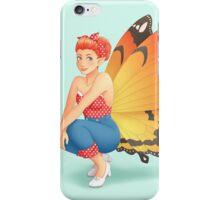 Retro Fairy iPhone Case/Skin