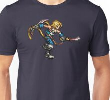 FFRK Boss Sprite - Zidane Tribal (FF9) Unisex T-Shirt