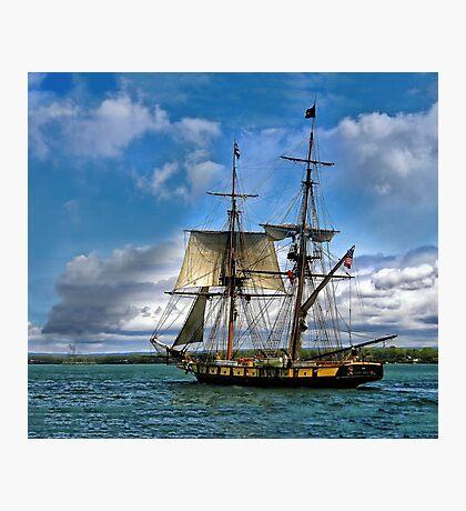 Flagship Niagara - Erie, PA Photographic Print