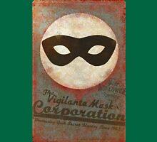 The Vigilante Mask Corps. Unisex T-Shirt