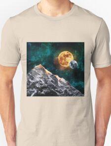 Mountain Peak Night T-Shirt