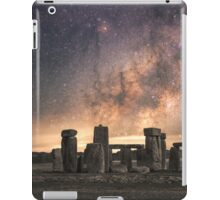 Ancient Neolithic structures - United Kingdom iPad Case/Skin