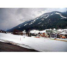 Saalbach, Austria Photographic Print