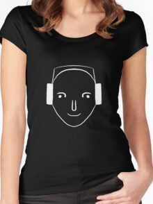 Musicman Women's Fitted Scoop T-Shirt