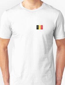 Pray for Belgium Unisex T-Shirt