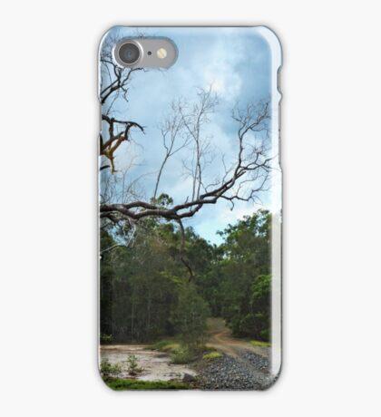 Along the Bush Track iPhone Case/Skin