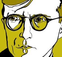 Russian Composer Dmitri Shostakovich Sticker