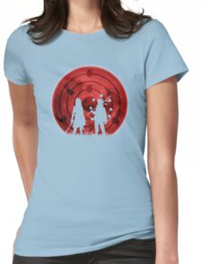 Teaming up Womens Fitted T-Shirt