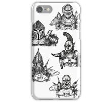 All of the Morrowind Guards iPhone Case/Skin