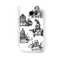 All of the Morrowind Guards Samsung Galaxy Case/Skin