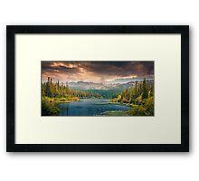 Nature - Landscape Framed Print