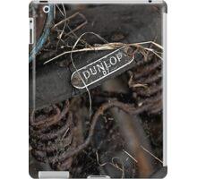 Dunlop seat iPad Case/Skin