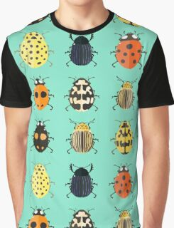 Insects. Graphic T-Shirt